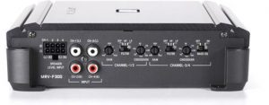 picture for Alpine MRV-F300 4-Channel Car Amplifier