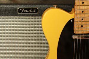 blues amplifier picture