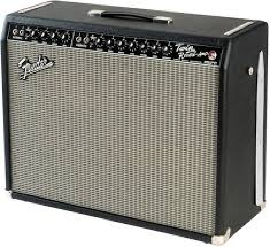 picture of Fender '65 Twin Reverb amplifier