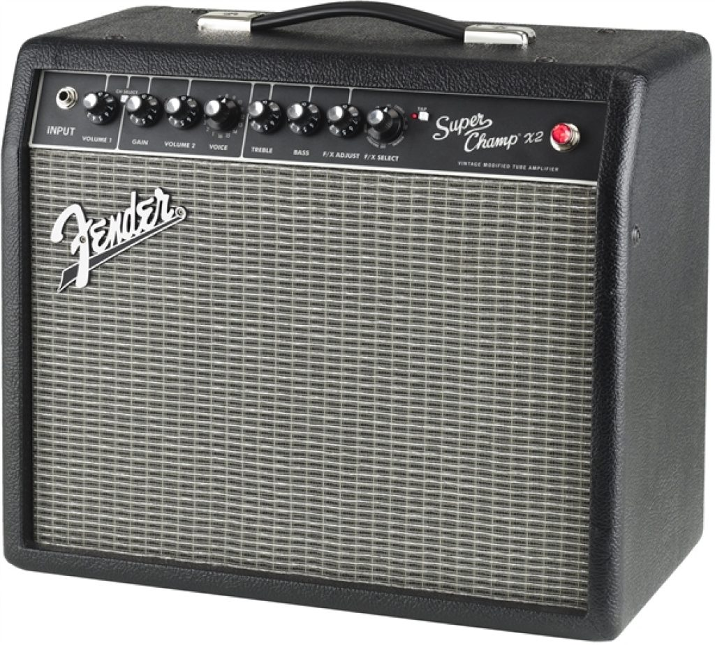 Guitar Amp For Pedals