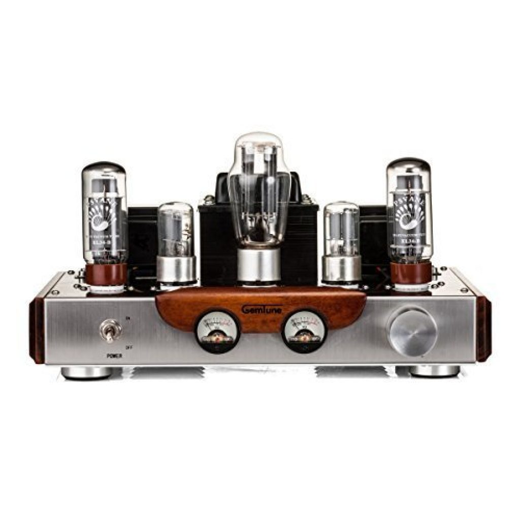 GemTune GS-01 Class A Integrated Hi-Fi Tube Amplifier with Tubes: EL342 + 6N9P2 +5AR41 Review