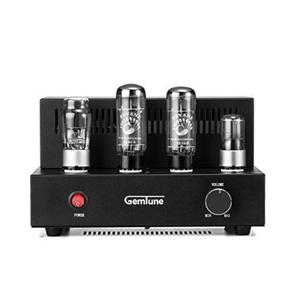 Gemtune X-1 Class-A Integrated Tube Amplifier with 5Z4P1, 6N9P1, EL34-B2 Review