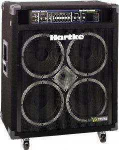 picture of Hartke VX3500 amplifier