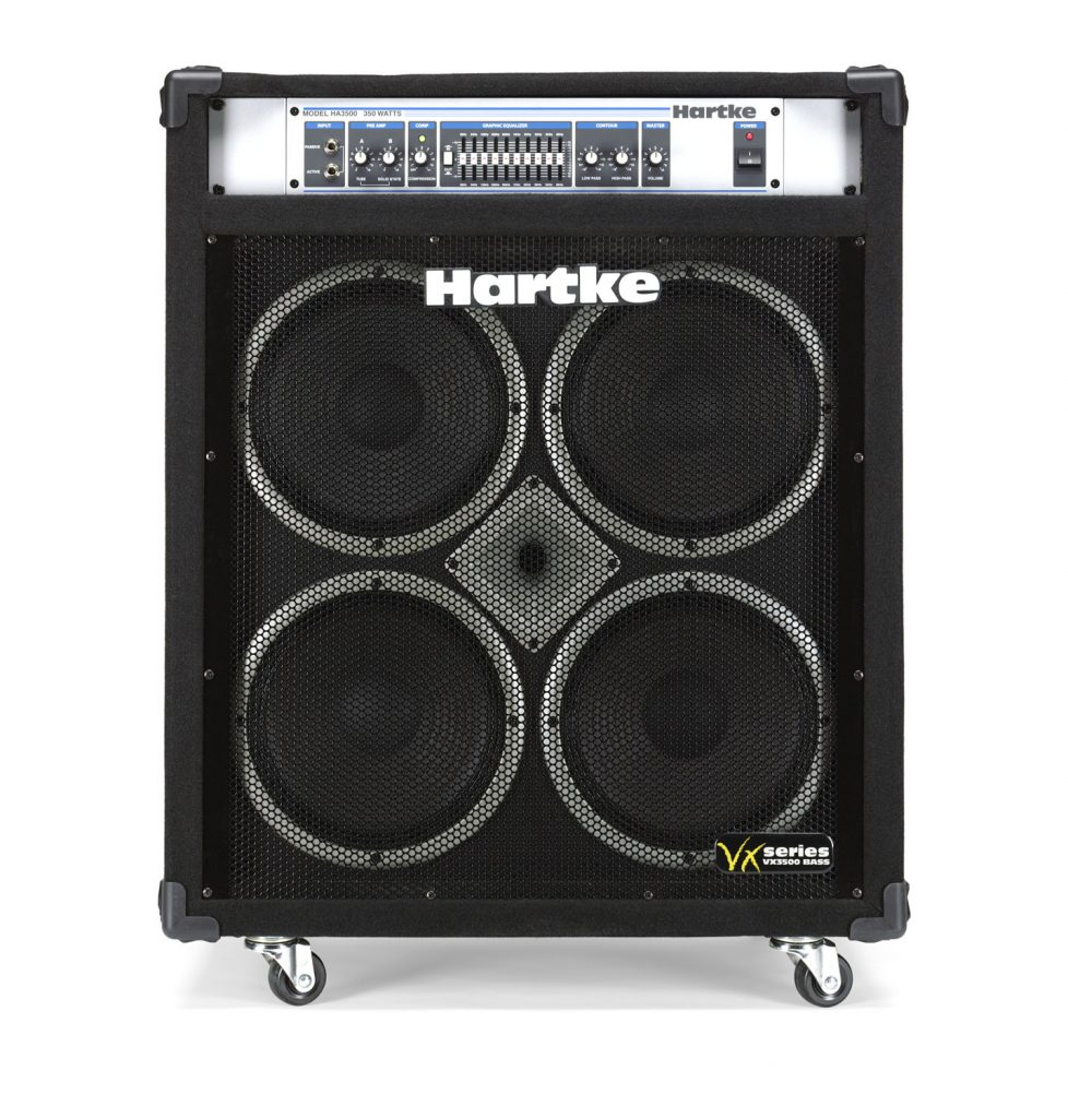 Hartke VX3500 Review