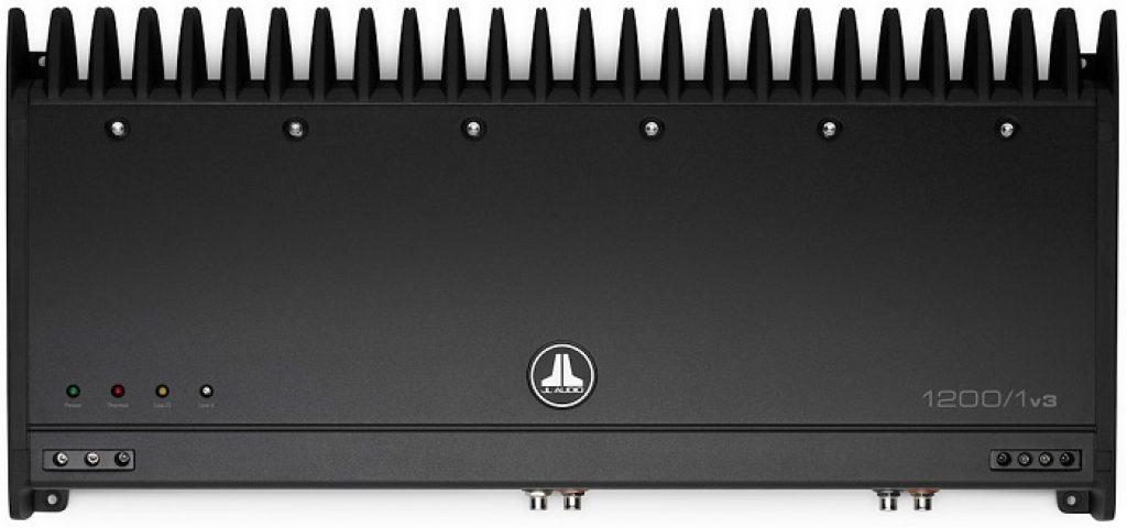 JL Audio Slash Series 12001v3 Mono Subwoofer Car Amplifier