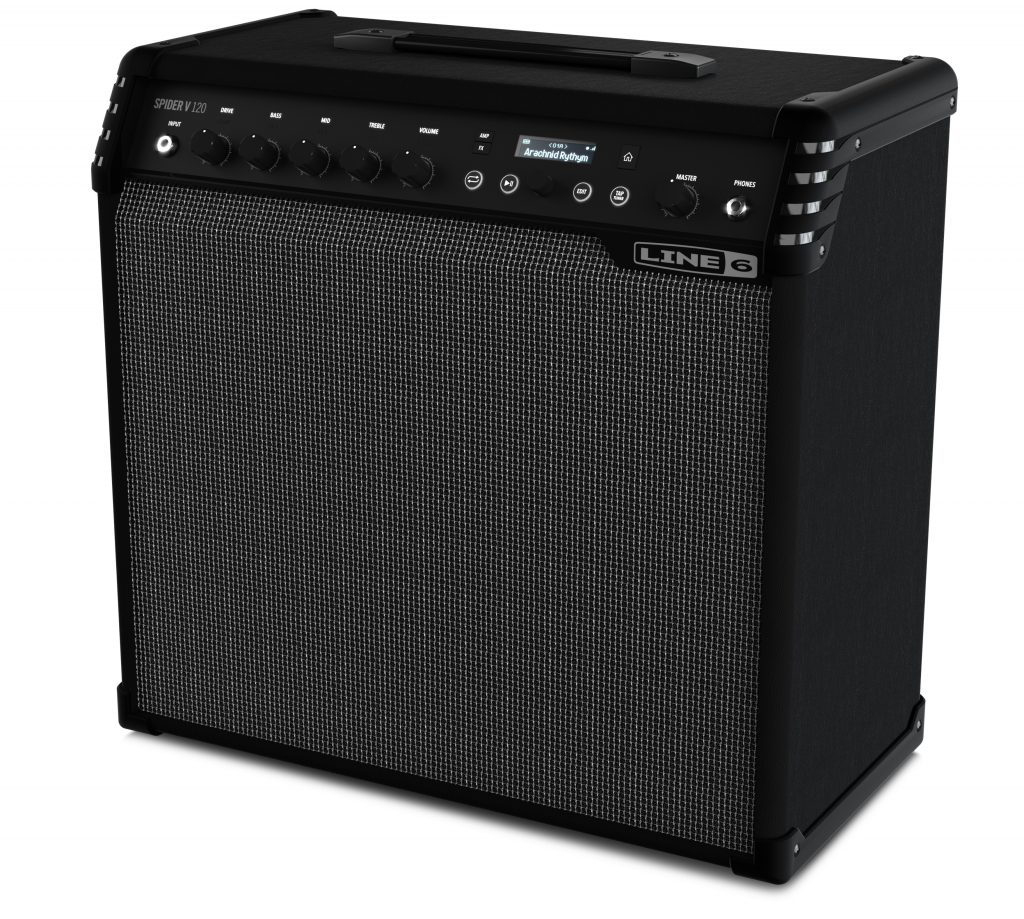 picture of Line 6 Spider V 120 amplifier