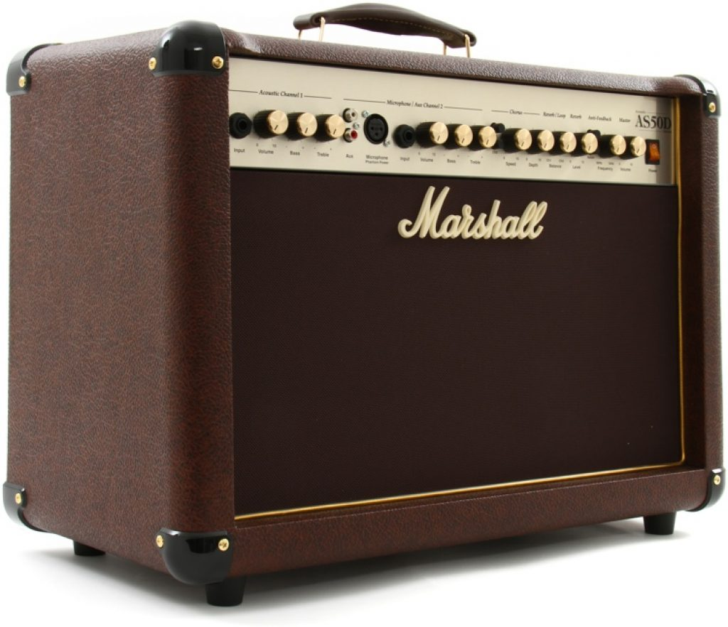 Picture of Marshall Acoustic Soloist AS50D