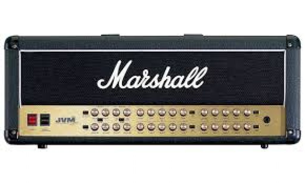 picture of Marshall JVM410H amplifier