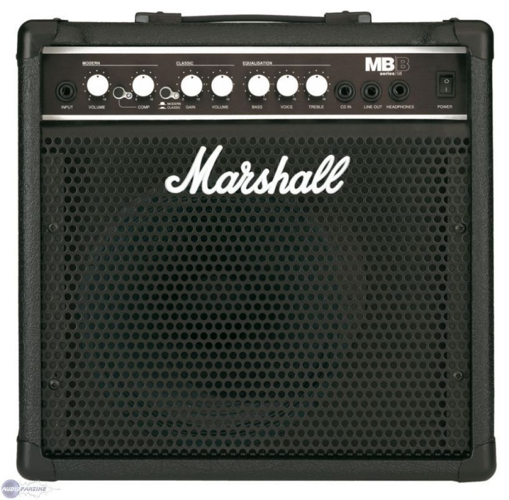 Marshall MB15 Review