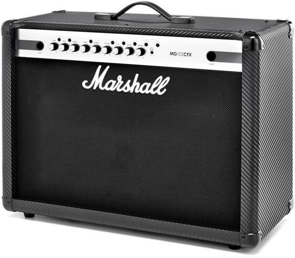 Marshall MG102CFx MG Review