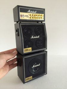 picture of Marshall MS4 Mini Micro Full Stack amplifier