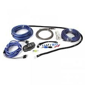 basic amplifier wiring install kit