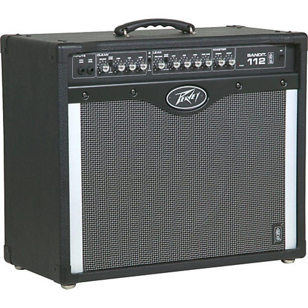 Peavey Bandit 112 TransTube Review