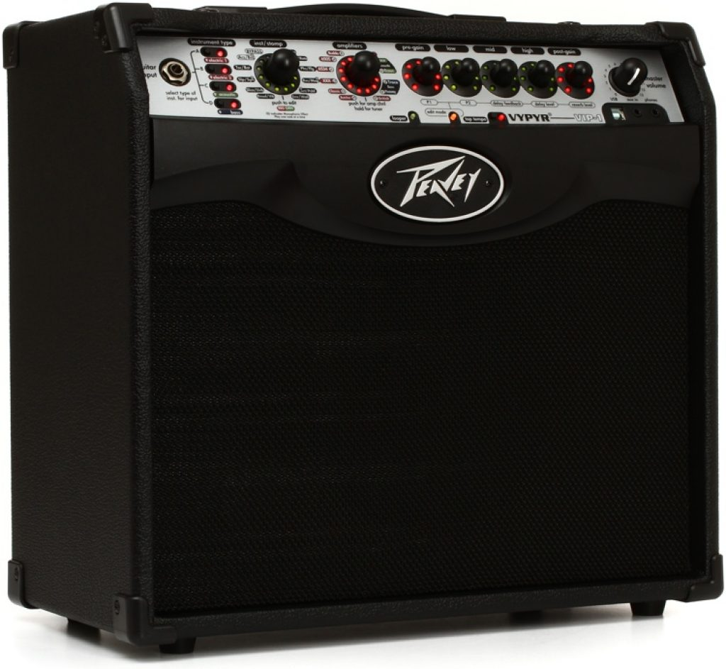 Peavey Vypyr VIP 1 - 20 Watt Modeling Instrument Amplifier Review