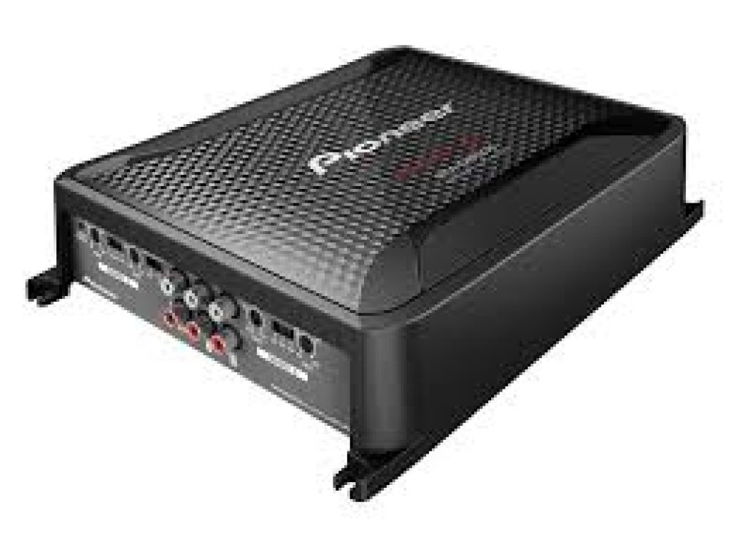 picture of Pioneer GM-D8604 amplifier