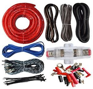 wire kit for soundbox system