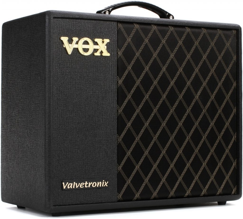 VOX VT40X Modeling Amp, 40W Review
