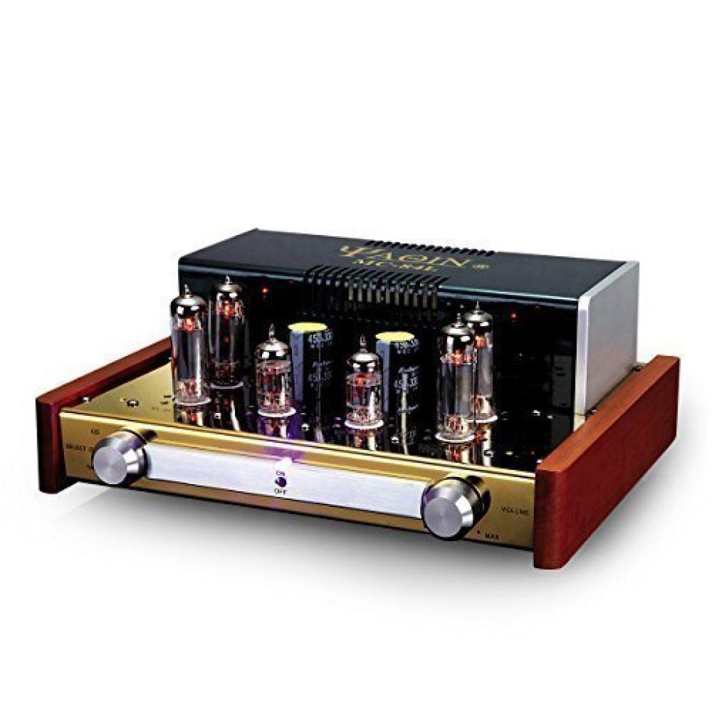 YAQIN MC-84L 6P14 x4 Class A Vacuum Tube Integrated Amplifier Review