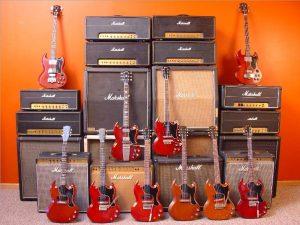 history of marshall amps