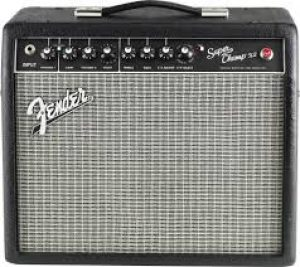 picture of Fender Super Champ X2 15-Watt Guitar