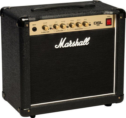 Marshall DSL5C 5-Watt Tube Combo Guitar Amp