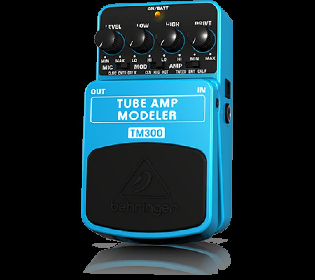 Behringer Tube Amp Modeler Tm300 Review