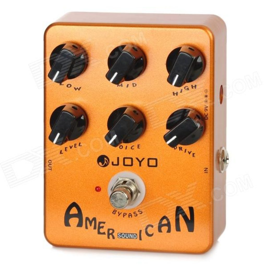 JOYO JF-14 American Sound Effects Review