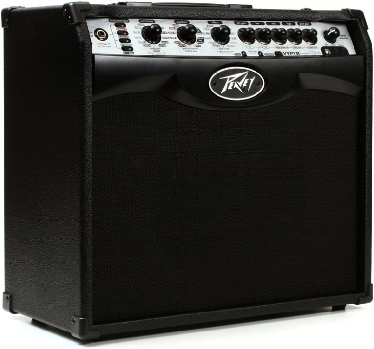 Peavey Vypyr VIP Modeling Amp Review