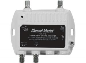 tv amplifier