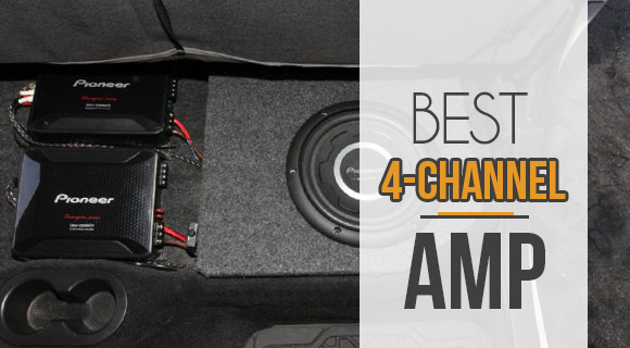 best 4-channel amp