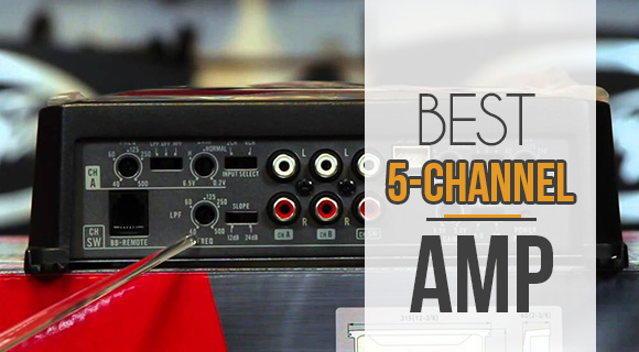 best 5-channel amp