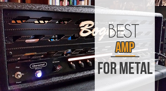 best amp for metal