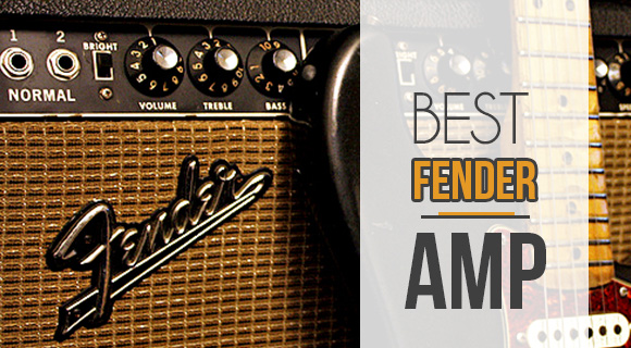 best fender amp