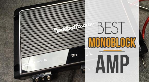 best monoblock amp