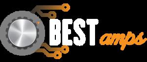best amps white logo